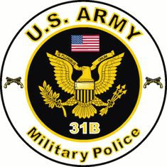 US Army MOS 31B Military Police