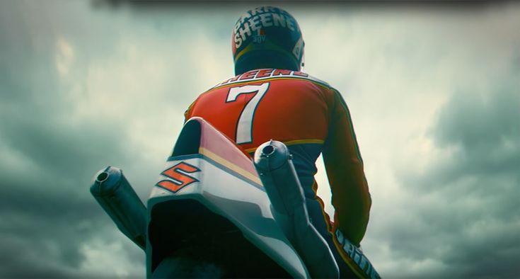Neues Biopic über den legendären Motorradrennfahrer Barry Sheene   Classic Driver Magazine