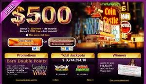 we offers to Canadian players free casino bonuses.for more information visit here:http://www.onlinecasinocanada.ca