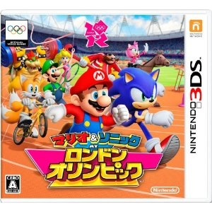 Price:  - Mario  Sonic at the London 2012 Olympic Games [Japan Import] - TO ORDER, CLICK THE PHOTO
