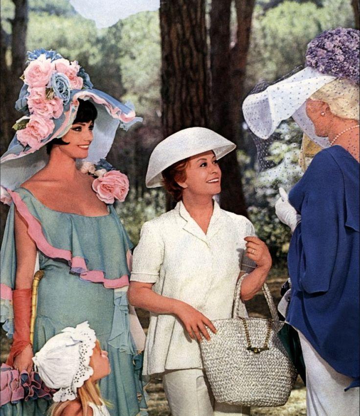 Giulietta MasinaJuliette des esprits directed by Federico Fellini, 1965