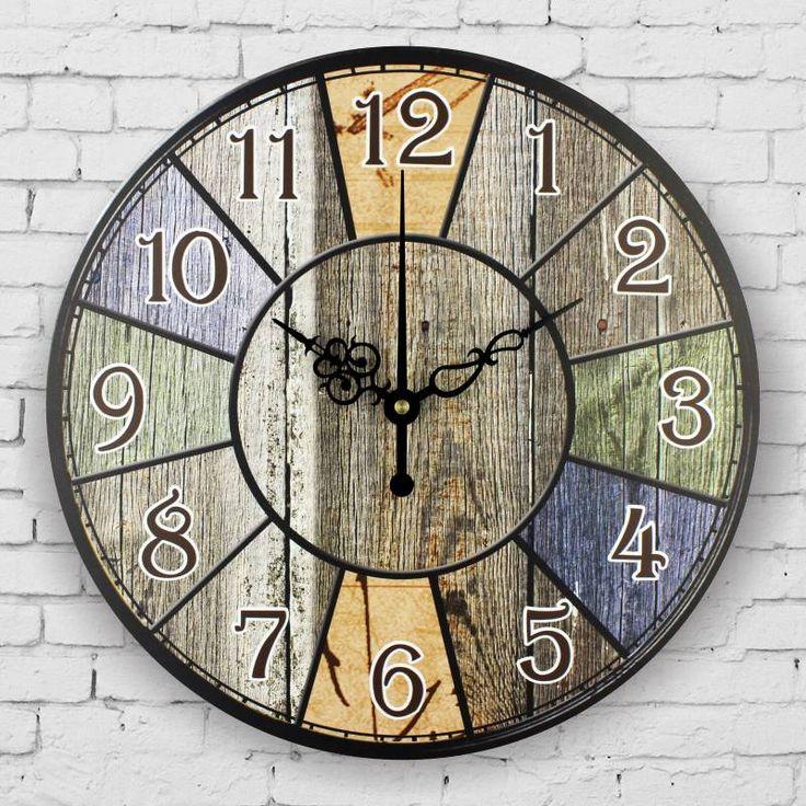 Купить товарСредиземноморский стиль украшения дома кварцевые часы стены абсолютно бесшумный конференц зал декоративные настенные часы старинные настенные часы в категории Настенные часына AliExpress.    Римские цифры украшения дома настенные часы Silent гостиной настенные часы Креативный дизайн, современные конферен
