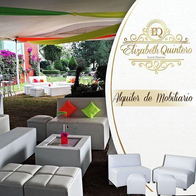 Haz de tu fiesta un #MomentoIdeal con el conjunto de mobiliarios adecuados e ideales para cada evento.🙌🎆 ➡Ofrecemos alquiler para: ✔Área Lounge ✔Candi Bar ✔Hall fotográfico ✔Sillas Tifanny , Chivarry  Entre otros No dudes en Contárctanos vía DM o por nuestro numero de contacto 📞 Recuerda ¡Nuestra Experiencia! Tu tranquilidad... #ElizabethQuinteroWP 👸  #Eventos #EventPlanner #Bqto #Vzla #Wedding #Bussines #Birthday #Cumpleaños #OrganizacionDeEventos  #Festejo #InstaGood  #QuinceAños…