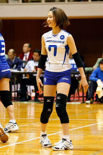 滝沢ななえ@V-チャレンジリーグ 10-11 上尾大会 | Volleyball Photos_JP | Flickr
