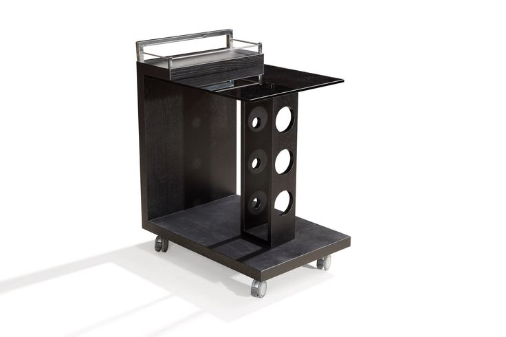 Столы сервировочные, тележки барные : Стол сервировочный HE5542