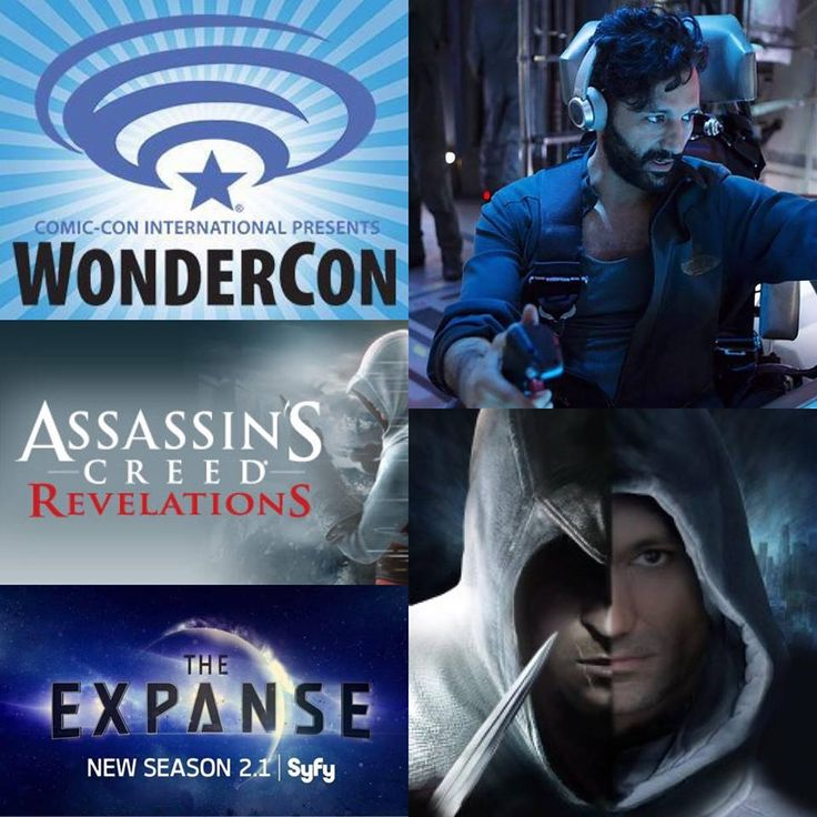 This weekend Cas Anvar can met in person at WonderCon 2017! Booth MT-10 can chat about The Expanse, Assassin's Creed and others did enjoy. Will be making a guest appearing on Star Trek Continues series be found on Facebook and YouTube. Awesome announcement Cas will be seen Middle East Film & Comic Con (MEFCC) in (Dubai, UAE) APR 6 – 8, 2017. Cas mention on his Facebook Live Video will be bring his Altair costume.