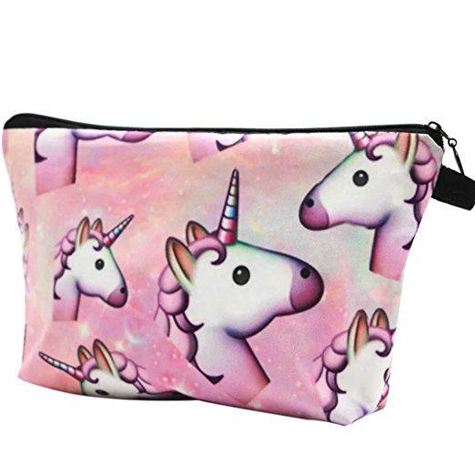 Unicorn Make Up Bag