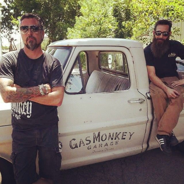 279 Best Gas Monkey Images On Pinterest