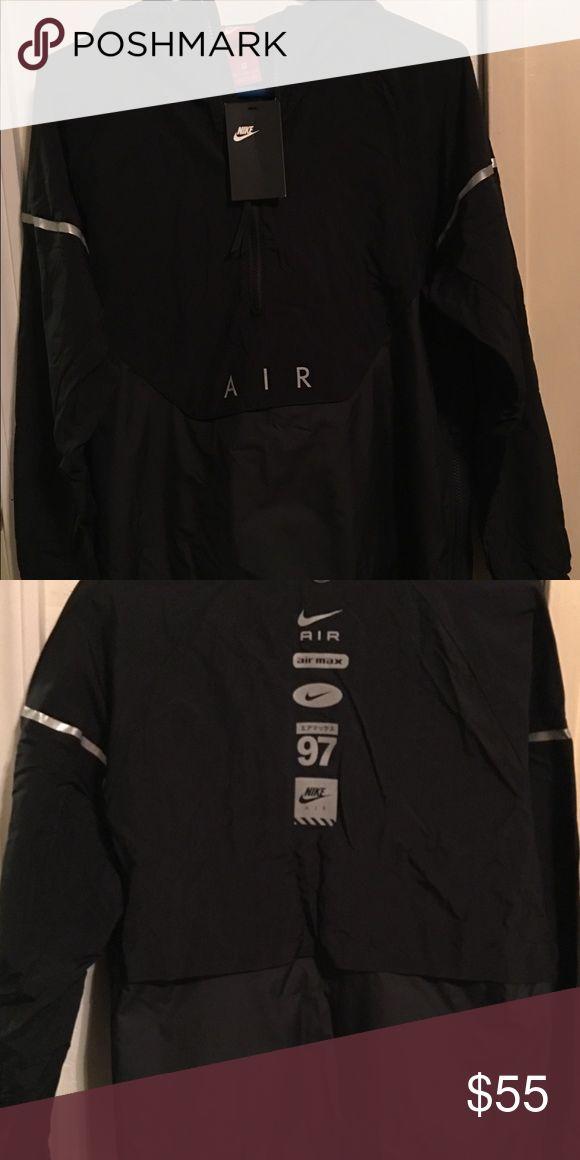 Mens Nike Air Jacket. Mens Nike Air Jacket. SPTCAS model 832156-010.  New with tags. Nike Jackets & Coats Windbreakers