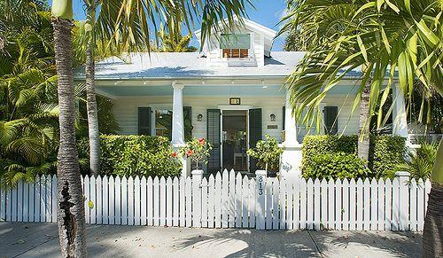 KEY west design | Delightful Key West Conch Cottage - 813 Frances Street