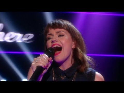 Jennie – I'll Be There (The voice of Holland 2015 | Liveshow 1) - YouTube