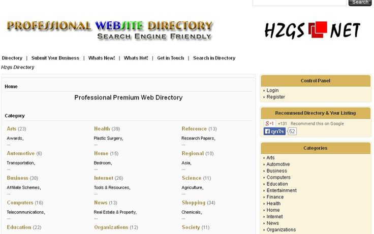 Professional Premium Web Directory http://www.hzgs.net/