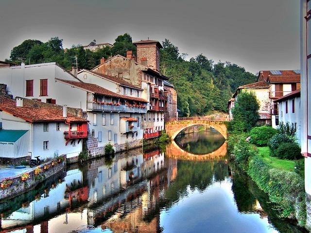 Saint Jean de pied de port ~ Basque Country