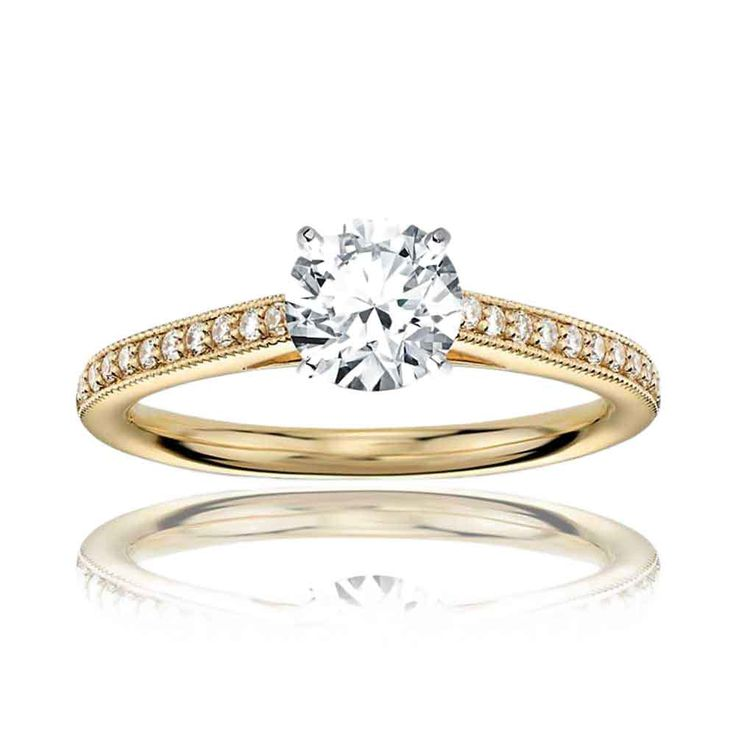 DK Jewel - available on Joolz! The perfect engagement ring.