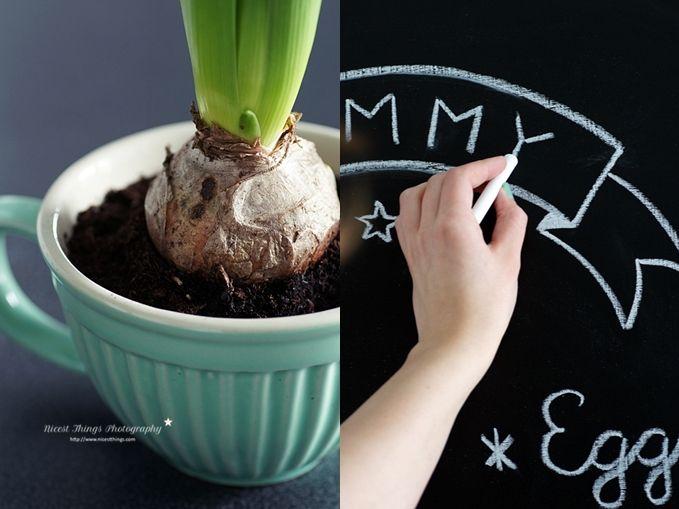 * N i c e s t T h i n g s *: DIY: Chalkboard Fridge