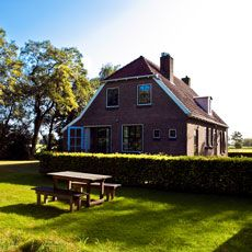 Staatsbosbeheer.nl Huisje in Friesland