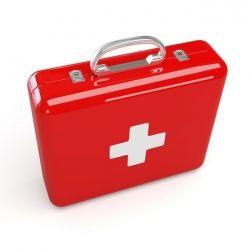 Stiati ca la protectia muncii si PSI intra si trusa de prim ajutor?