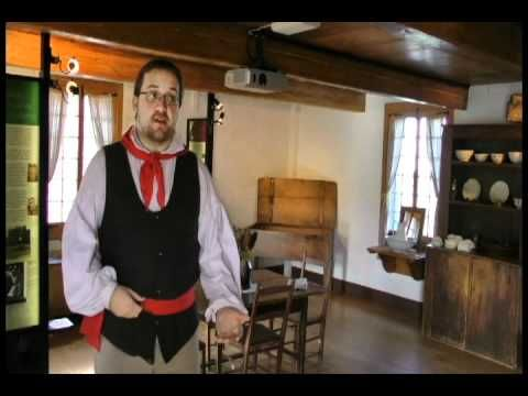 Entrevue à la Maison Lamontagne à Rimouski  www.tourisme-rimouski.org