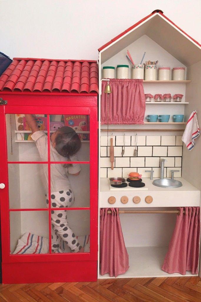 Casitas creativas para niños de by Lele - DecoPeques