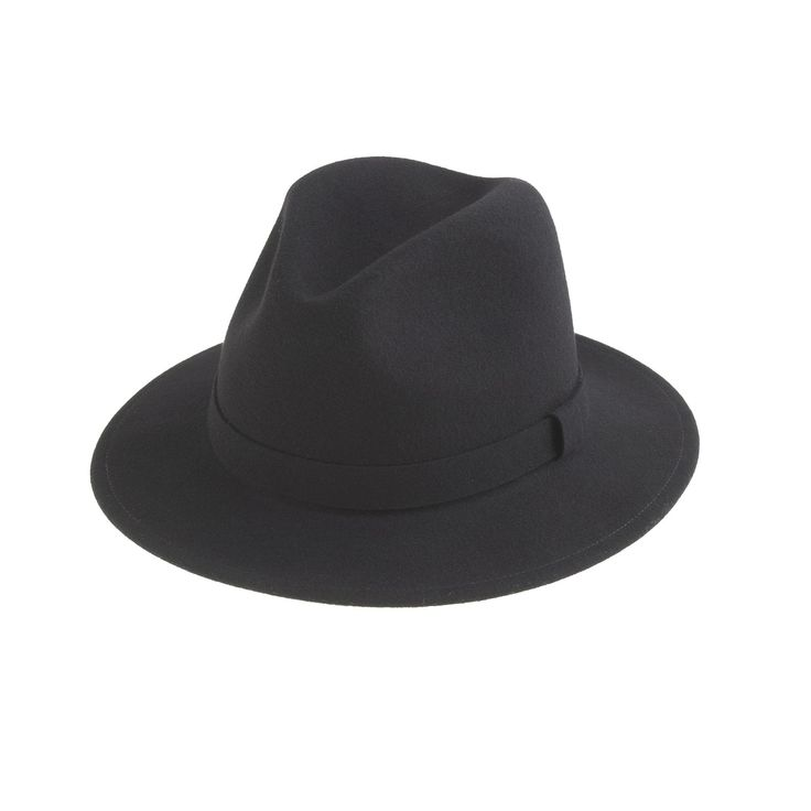 Established in 1922 in Los Angeles, Bailey Hat Company has long been known for its quality, craftsmanship and industry-leading designs. (In fact, the company got its footing by outfitting members of the burgeoning Hollywood scene, both on and off the silver screen. Humphrey Bogart, Cary Grant, Bing Crosby and Gary Cooper were all known to favor the milliner's offerings.) Wool. USA.
