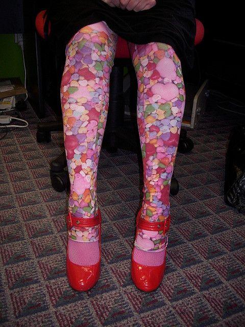 Lolly legs