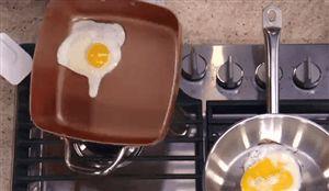 Copper Chef Egg slip