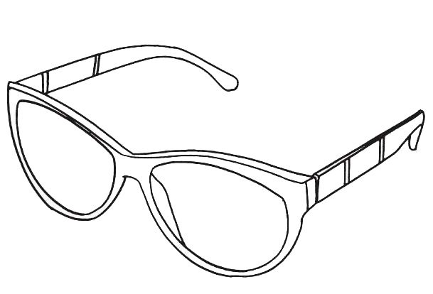 Sunglasses Sketch Drawing Picture Is An Epic Coloring Activity For Boys And Girls Use Some Creative And Different Method Pictures To Draw Coloring Pages Color