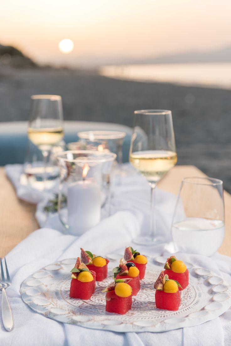 Summer Mini Desserts based on.. Watermelon!!