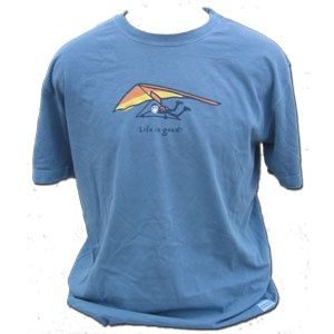 Hang glider it's close enough to a Stunt kite which I wish they would bring back. T-Shirt