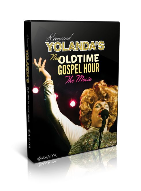 Reverend Yolanda THE Movie opens Sept 5.. please see trailer and get TKTS: www.goyolanda.com