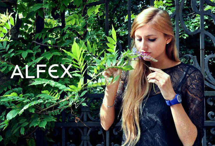 Royal blue - Let your dreams be royal #alfex #ikon #swissmade #royalblue #followourstory