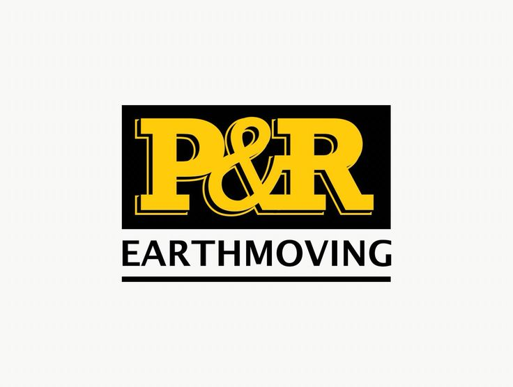 Earthmoving logo design. www.missrubydesigns.co.za