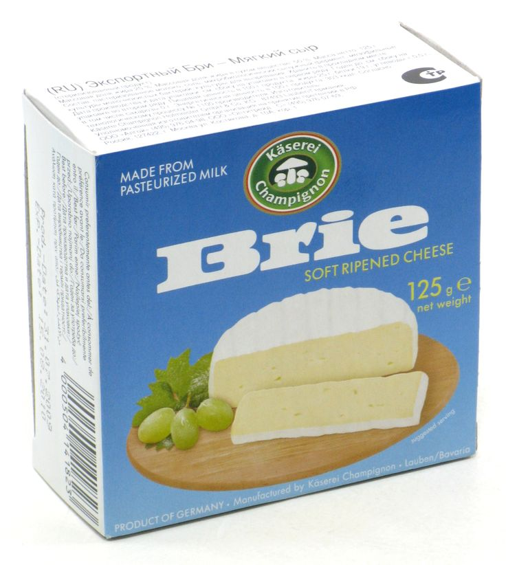 Сыр бри характеристика