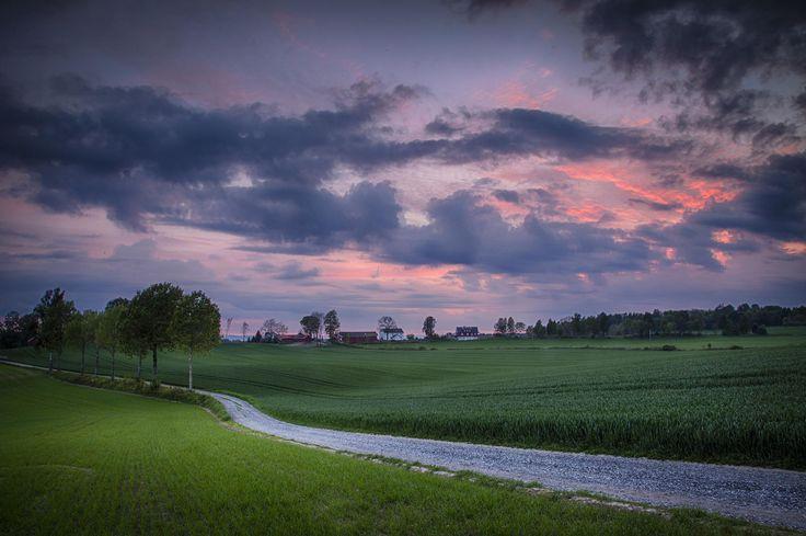 Evening in Ås by John Einar Sandvand on 500px