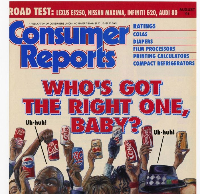 Consumer Guide Magazine: 17 Best Images About Vintage CR Magazine Covers On