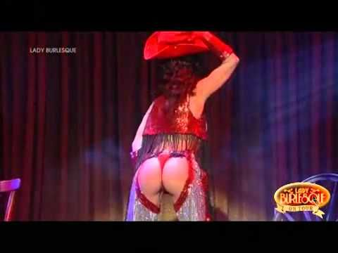 LADY LETIZIA a LADY BURLESQUE