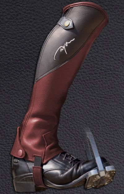 I really like these! I definitely want to look into getting some leather chaps.