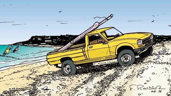 Pin by jacques oger on dessins de voitures pinterest for Garage ford vaucluse