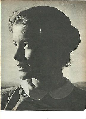 Dolores Hart, Full Page Vintage Pinup