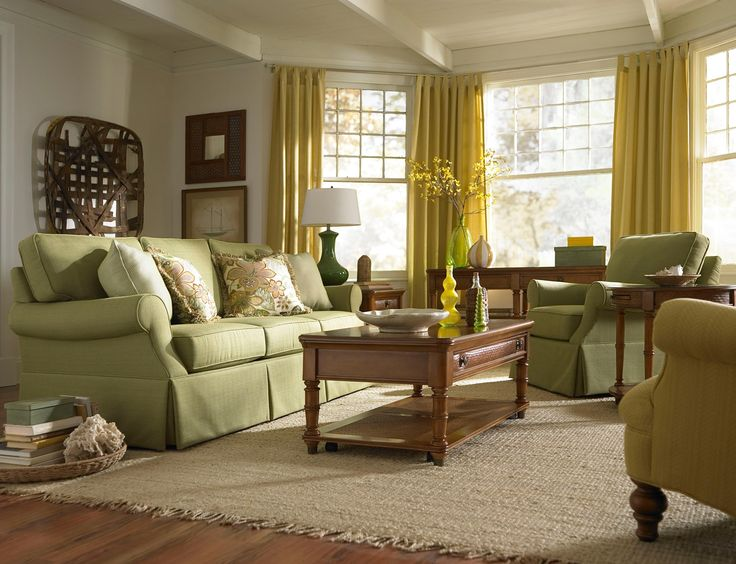 Fall Colors For Your Living Room With The Emma Collection By Broyhill 2013