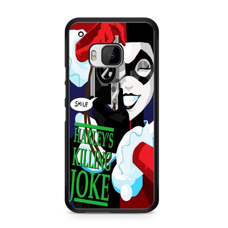 Killing Joke Harley Quinn For HTC ONE M9