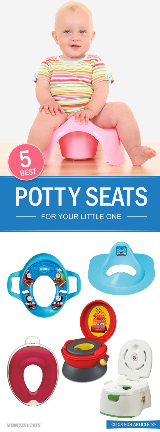 Best Potty Seats: Let's briefly draw a comparison between potty chairs and potty seats before finally deciding which one to choose for your baby: