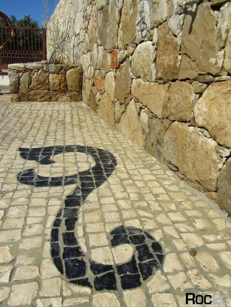 Roc2c work portuguese pavement  detail
