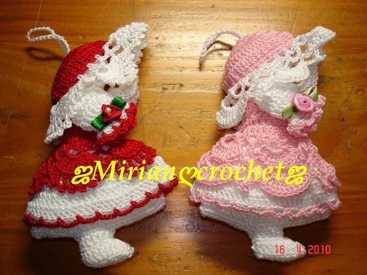mirian-crochet   crochet to do   Pinterest