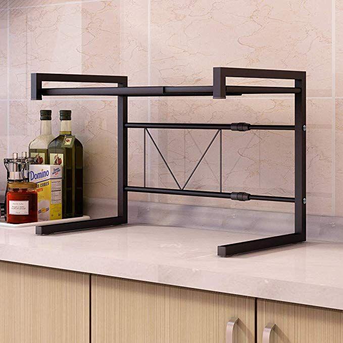 whifea microwave oven rack kitchen