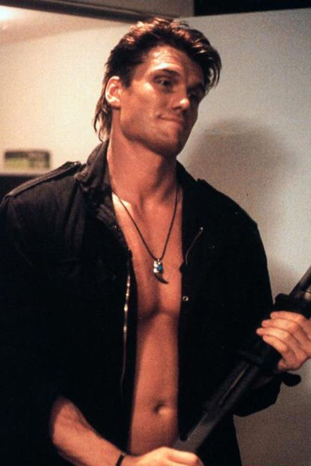 Dolph Lundgren returns as Gunnar Jensen.