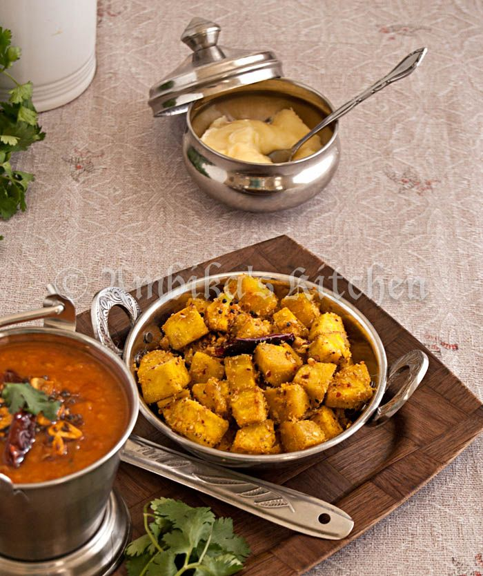 169 best desi food recipes images on pinterest indian recipes tomato pappu dal raw plantain curry a south indian meal raw food recipesvegetarian forumfinder Images