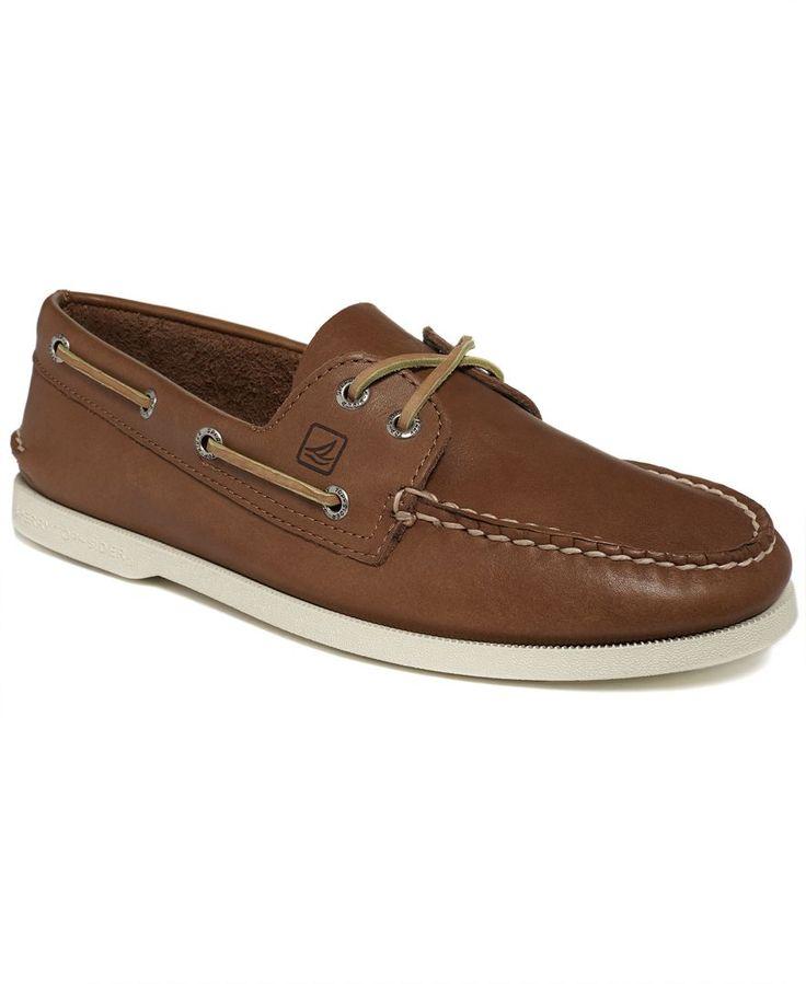 Sperry Men's Authentic Original A/O Boat Shoe | Boat shoe ...