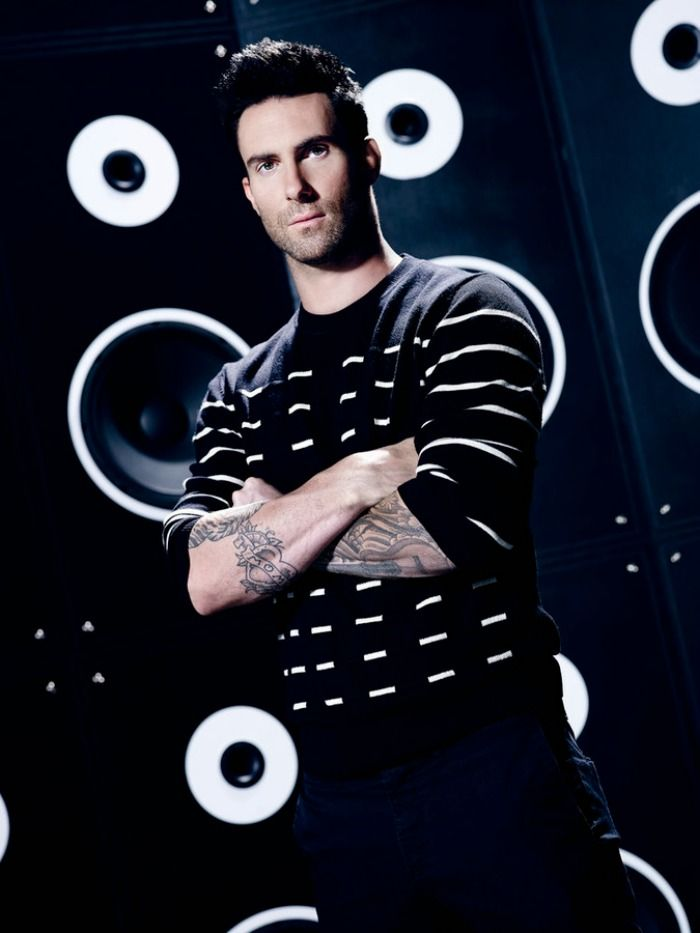 Most of us know Adam Levine from the band Maroon 5 and The Voice. Did you know Marroon 5 once had a different band name? Check out his biography for more!