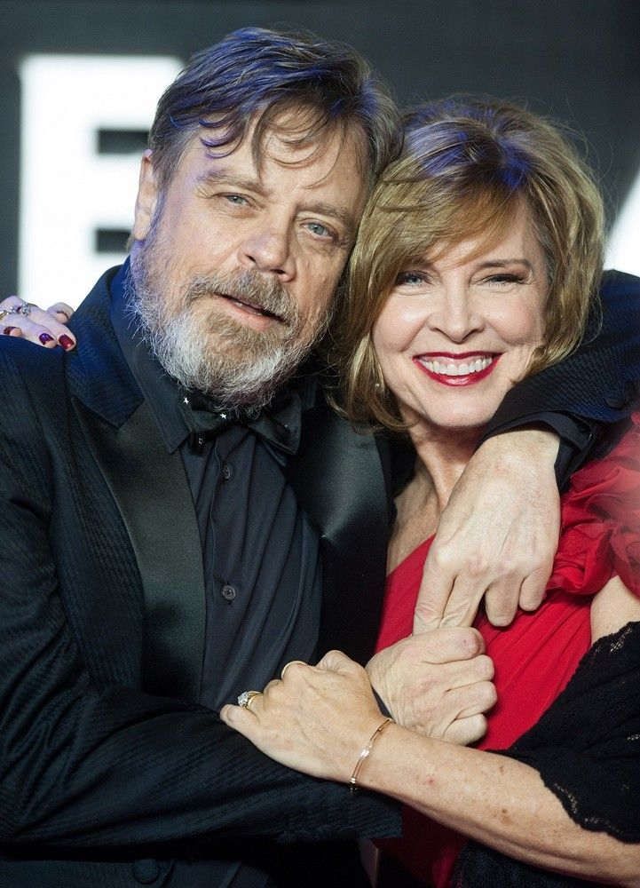 Mark Hamill Marriage goals Well, my parents are of around the same age as them, I feel so deeply for this family